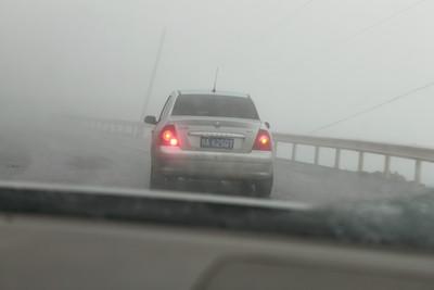 雨天開車需要注意什么